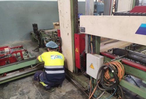 MANSERA finaliza trabajos en el sector aceitunero.